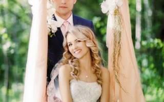 Романтическая свадьба — просто, трогательно и красиво! Свадьба для двоих — идеи проведения