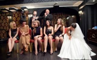 Шуточные конкурсы для свадьбы. Самые веселые конкурсы на свадьбу