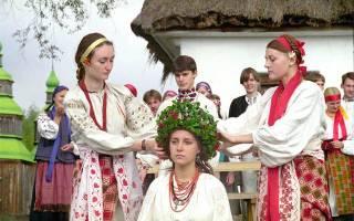 Обычаи и обряды сватовства. Сватовство со стороны невесты: что следует говорить