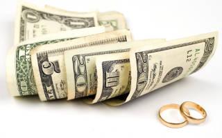 Как посчитать расходы на свадьбу. Расходы на свадьбу: список самого необходимого и самых крупных растрат. Обувь для молодоженов