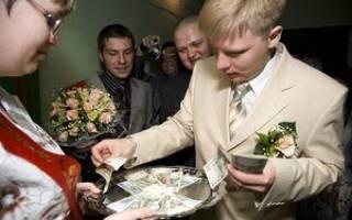 Выкуп невесты готовый с речью. Прикольные конкурсы на выкуп невесты в стихах. Конкурсы для жениха и свидетелей