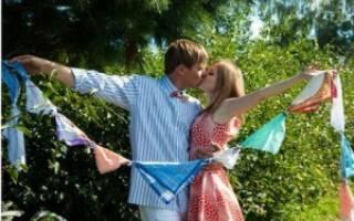 Сценарий юбилея свадьбы. Сценарий ситцевой свадьбы