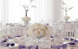 Свадьба в фиолетовых тонах. Какие подойдут аксессуары. Аксессуары в сиреневых тонах