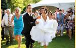 Свадебный переполох: идеи конкурсов и игр для тамады. Подборка смешных и прикольных конкурсов на свадьбу
