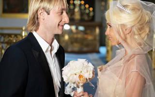Яна рудковская и евгений плющенко тайно обвенчались. Свадьба плющенко и рудковской фото