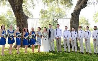Оформление свадьбы в темно синем цвете. Идеи оформления бело-синей свадьбы. Оформление банкетного зала в синем цвете