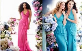 Как выбрать платье на годовщину свадьбы. Что надеть в ресторан на годовщину свадьбы
