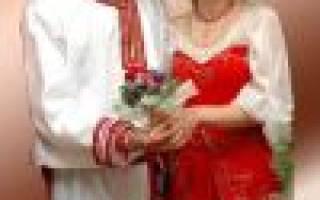 Свадьба в русском народном стиле. Сценарий свадьбы в русском стиле: элементы сценария и самые важные традиции