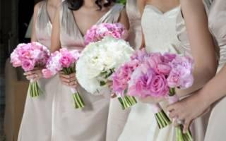 Как сделать букет из цветов. Букет невесты своими руками или как сделать свадебный оберег. Видео: мастер-класс по созданию букета в форме капли
