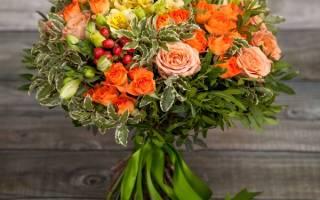 Какие цветы дарят на свадьбу гости. Какие цветы принято дарить на свадьбу, и что они символизируют в букете для молодоженов