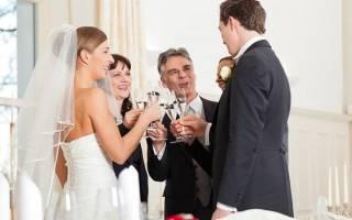 Пожелания в день свадьбы молодоженам от родителей. Как родителям поздравить молодых в день свадьбы