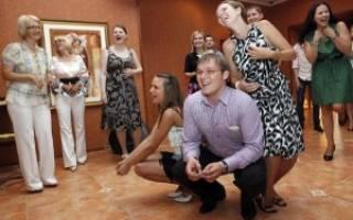 Веселый второй день. Встреча гостей на второй день свадьбы (4 варианта)