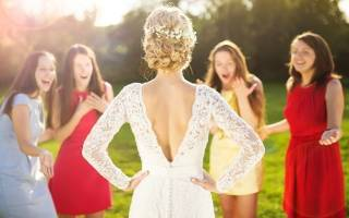 Подруге с бракосочетанием. Поздравление на свадьбу лучшей подруге