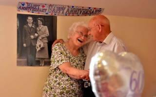 Поздравления к 60 летию совместной жизни. В стиле ретро. Что надеть на свадьбу