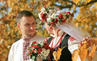 Обряд благословения. Благословение матери невесты перед загсом