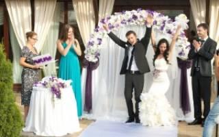 Приветствие ведущего на свадьбе. Готовый сценарий для тамады