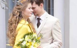 Свадьба ранней весной: как создать романтичный праздник? Свадебный наряд жениха и невесты. Весенняя свадьба: оформление зала