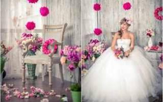 Украсить комнату к свадьбе. Как украсить комнату невесты в самый важный день её жизни