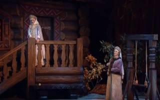 Н.А. Римский-Корсаков опера «Царская невеста. Лев мей — царская невеста