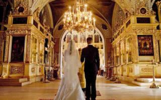 Можно ли играть свадьбу в. Можно ли играть свадьбу в Успенский пост? Сила народных примет