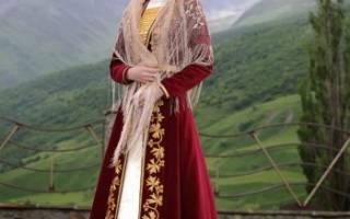 Кабардинские свадьбы: традиции и современные взгляды на торжество. Кабардинская семья (Традиции и современность) Шортаева Инесса Хабасовна