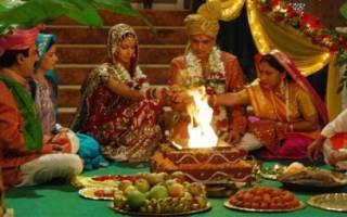 Обряды свадьб. Свадьба в Индии: традиции. В День свадьбы Приметы