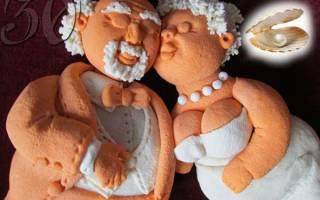 Что подарить родителям на жемчужную свадьбу (30 лет)? Что подарить на жемчужную свадьбу, подарки на жемчужную свадьбу