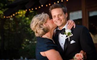 Поздравления свекрови на свадьбе сына прикольные. Поздравление с днем свадьбы сыну от мамы