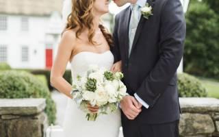 Сценарий элегантной классической свадьбы