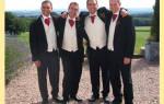 Как одеться на свадьбу мужчине: демократичная свадьба. Статный и нарядный гость: как одеться на свадьбу мужчине