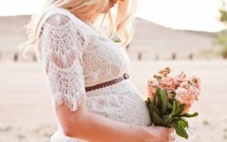 Почему беременной нельзя выходить замуж. Особенности организации свадьбы. Что говорит статистика о браках, заключённых по причине беременности