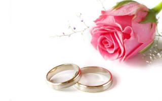 Какая свадьба если 10 лет совместной жизни. Годовщины свадеб и их названия по годам