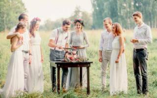 Свадьба без банкета: идеи по уменьшению расходов. Какой может быть свадьба без банкета