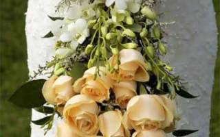 Какие цветы можно дарить на свадьбу. Всё, что вы хотели знать, но боялись спросить про букет на свадьбу в подарок молодоженам