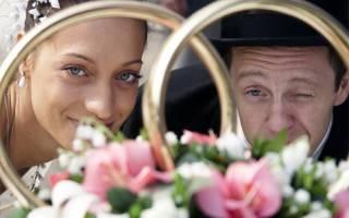 Свадьба в какой месяц что означает. Свадебный календарь: какой месяц удачен для свадьбы