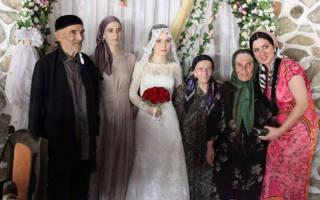 Чеченские девушки кто хочет замуж. Традиции чеченской свадьбы или как выходят замуж чеченки