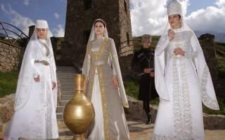 Кабардинские свадьбы: традиции и современность. Кабардинская свадьба — Традиции и обычаи