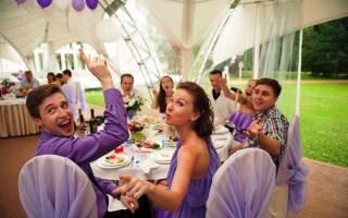 Конкурсы для свадьбы в стиле. Конкурсы на свадьбу (как развлечь гостей)